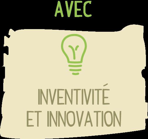 Valeur inventivité & Innovation