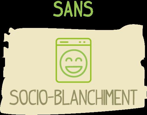 Machine socio-blacnhiement