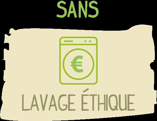Machine Lavage ethique