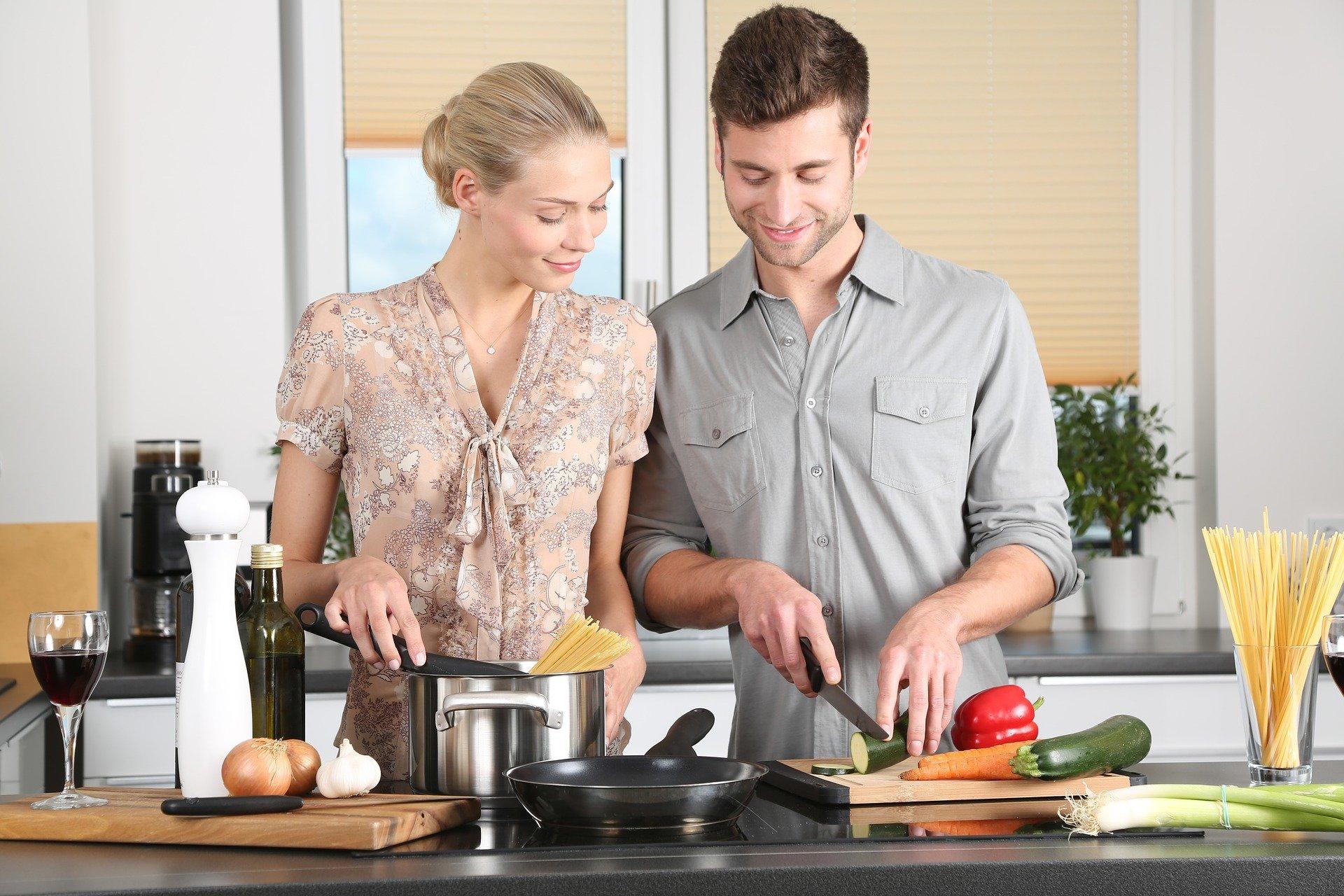 cuisiner ensemble